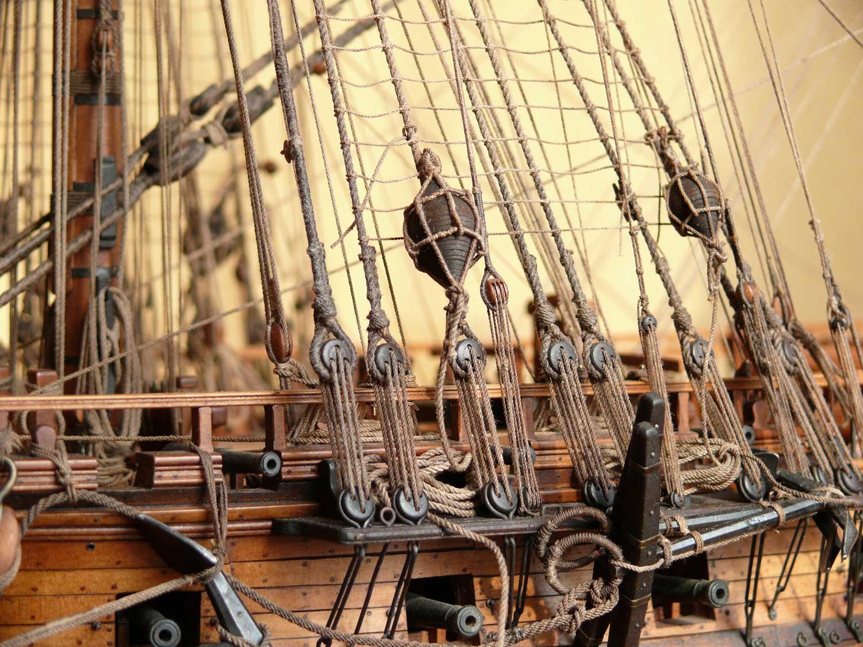 Model ShipGun Ship Go Nautical