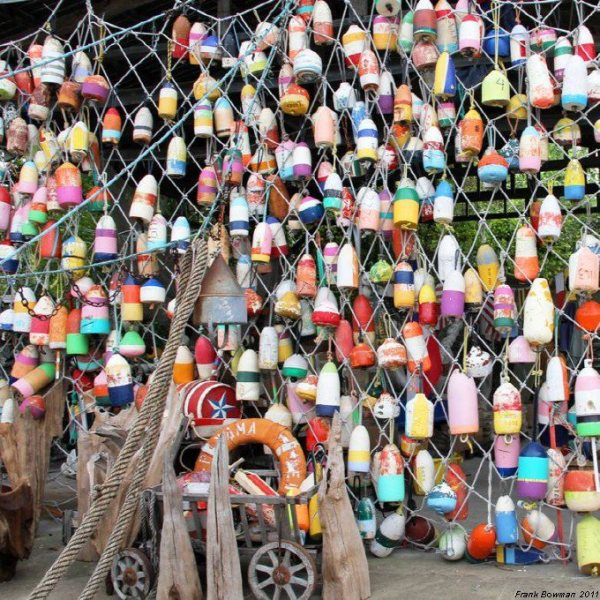 Floats and Buoys Collection