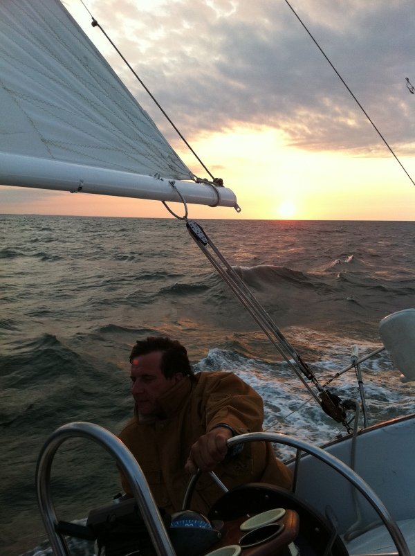 Sunrise Sailing