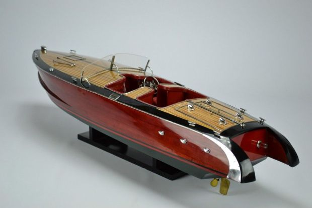 Model Speed Boat Building Wooden DIY Wooden Boat Plans