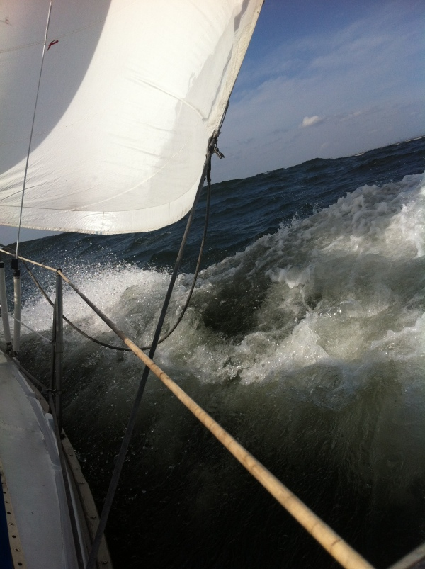 Atlantic Ocean Sailing