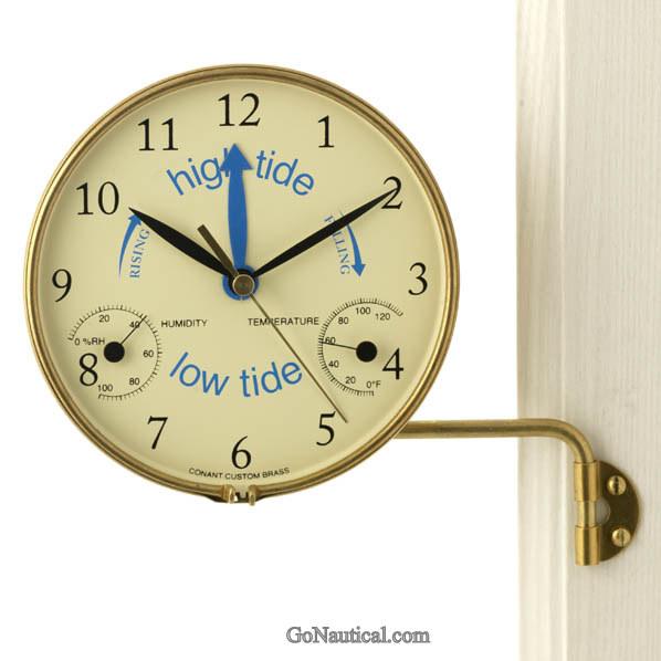 Veranda Time & Tide Clock
