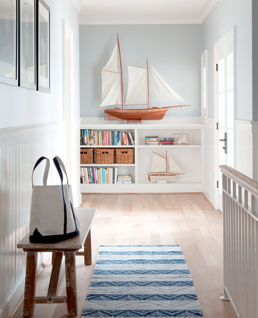 A Blog About Coastal Decor And Diy On A Budget: Sailboat Models For Decorating And Ideas