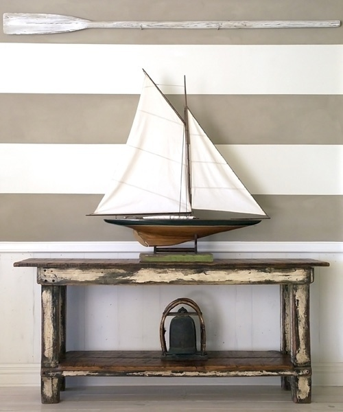 Boat Decor Home : Sailboat models for decorating and ideas