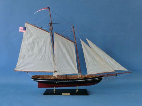 Schooner America Wooden Model Replica