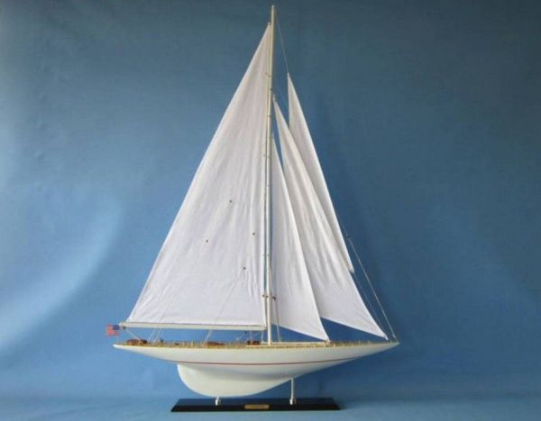 Intrepid Model Boat