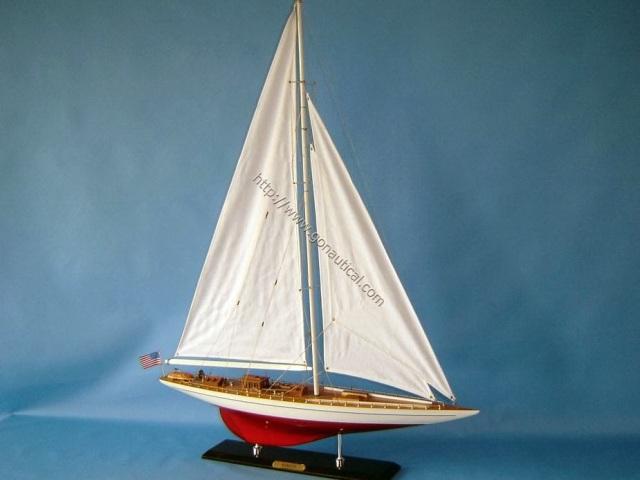 Classic Yacht Models