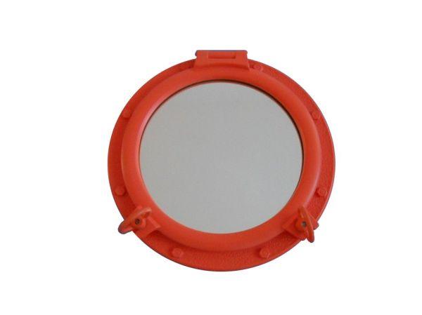 Orange Porthole