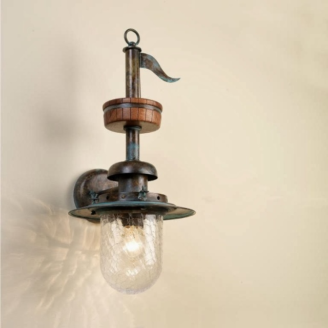Nautical Inspired Wall Sconces : Nautical Lighting, Sea Inspired Lighting, Nautical Theme Lights