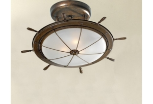 ship-s-wheel-motif-ceiling-fixture