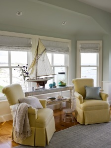 decorating with sailboats